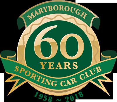 60 Years as Maryborough Sporting Car Club